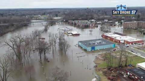 Niles city leaders discuss 'destructive' flooding