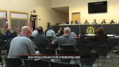 Niles City Council discusses ban on marijuana shops