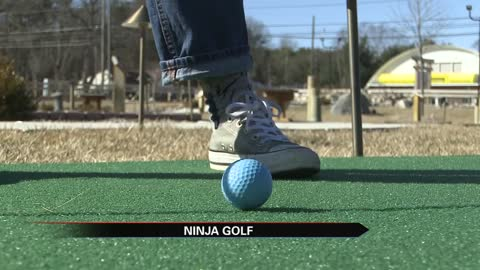 Ninja Golf in Granger celebrates continued success