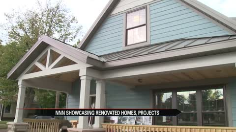 Neighborhood association showcases affordable housing options at neighborhood party