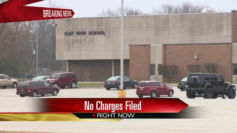 No charges in Clay High School sexual assault investigation