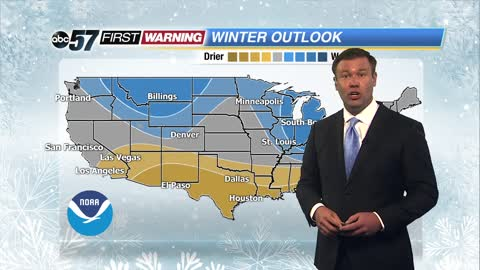 NOAA Winter Outlook: Another wet winter in the Midwest