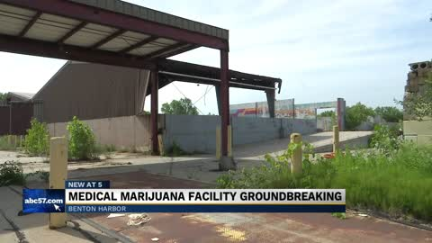 NoBo breaks ground on medical marijuana facility