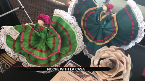 Noche with La Casa fundraiser kicks off in new venue