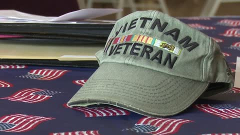 Nonprofit working to take Vietnam vets to D.C. memorial