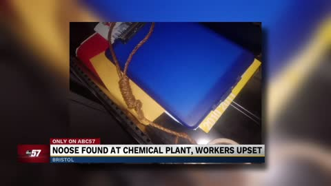 Employees quit after finding noose at CFB chemical plant in Bristol
