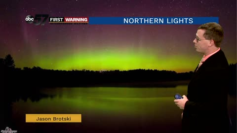 Northern lights dazzle Friday night; could be better Saturday night