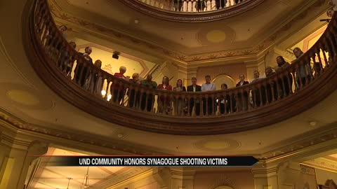 Notre Dame hosts prayer of solidarity for Pittsburgh synagogue shooting victims