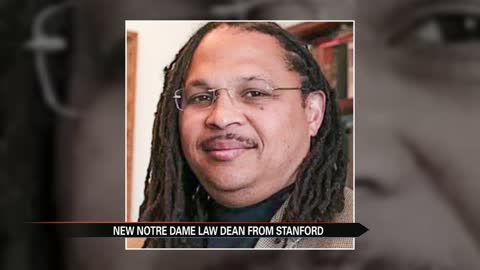 Notre Dame Law School appoints new dean