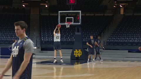 Notre Dame men miss NCAA Tournament, earn top NIT seed