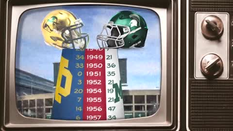 Notre Dame - MSU rivalry dates back to 1897