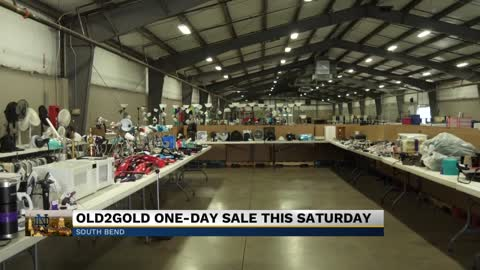 Notre Dame's Old2Gold sale aims to promote sustainability