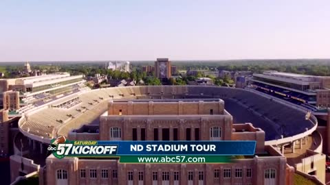 Notre Dame Ushers keep university's history alive through stadium tours