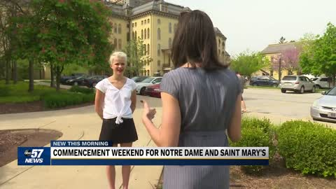 Notre Dame Valedictorian from South Bend