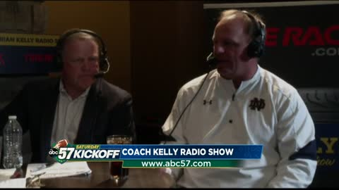 Notre Dame vs. Georgia: Brian Kelly radio show