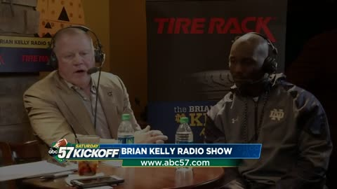 Notre Dame vs. NC State: Brian Kelly radio show