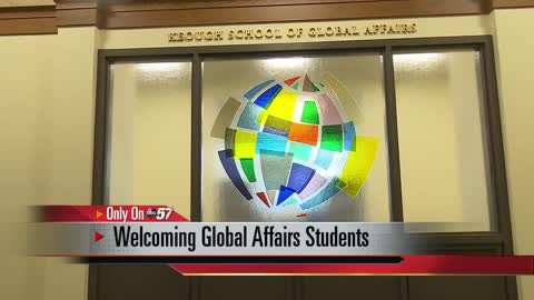 Notre Dame welcomes inaugural Global Affairs class