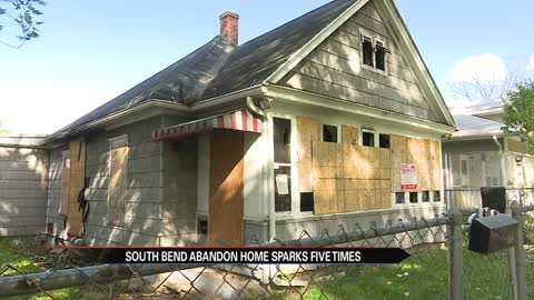 Problem property has neighbors concerned after fifth fire breaks out