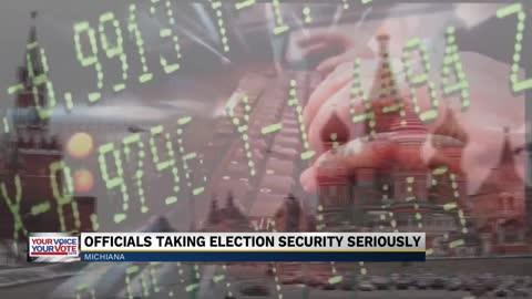 Indiana, Michigan officials fighting against foreign hackers in future elections