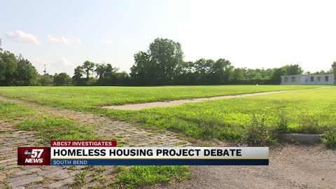 Mixed feelings about proposed apartments for homeless