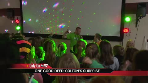 One Good Deed: Colton's surprise