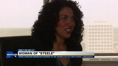 'Woman of Steele': St. Joseph County Bar Association set to elect first black female president