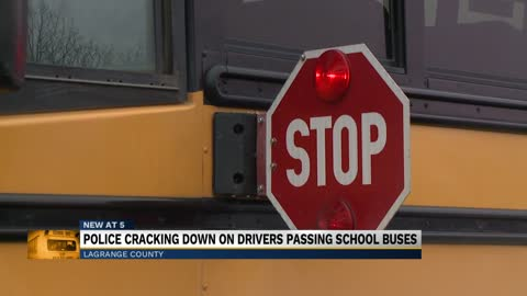 A new initiative aims to crack down on stop arm violators while improving bus safety