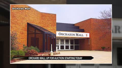 Orchards Mall auction to begin Monday