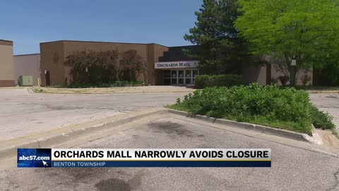 Orchards Mall narrowly avoids shutdown