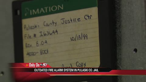 Pulaski Co. working to upgrade outdated fire alarm system