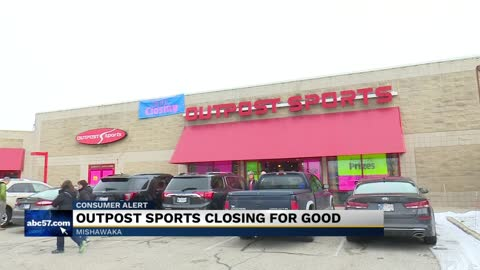 Outpost Sports officially closing