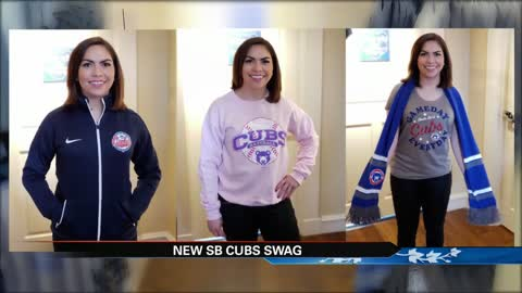 Over 200 new items added to the South Bend Cubs Den store