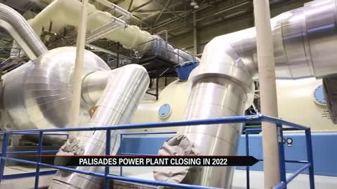 Palisades Power Plant to be sold for decommissioning after 2022 shutdown