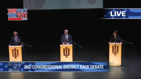 part 1 2nd congressional district debate