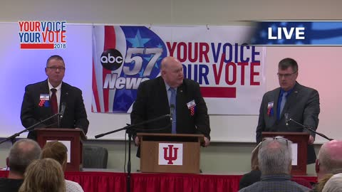 part 3 elkhart county sheriff candidate debate