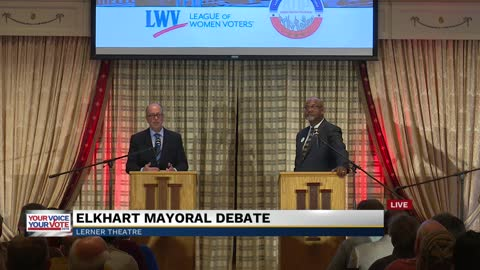 Part 4: Elkhart mayoral debate