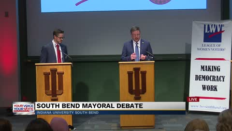 Part 4: South Bend mayoral debate