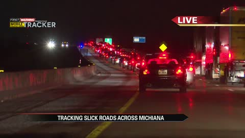 Eastbound and westbound lanes of Elkhart bypass now open