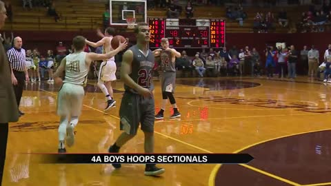 Penn and Adams win boys sectional openers; other area scores