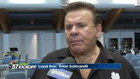 Peter Schivarelli continues to give back to Notre Dame