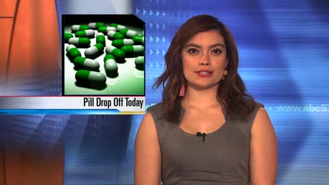 Pill take back planned for St. Joseph County