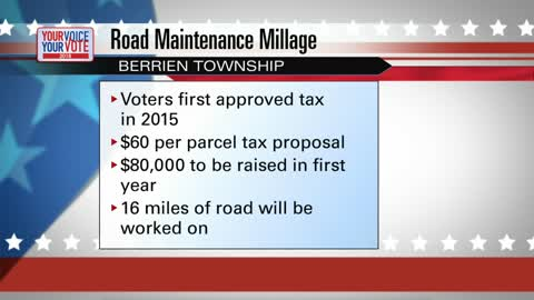 Officials in Pipestone Township ask residents to renew levy