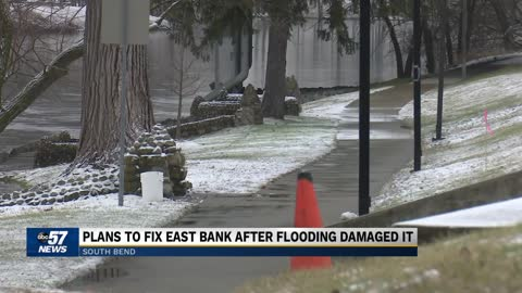 Plans to fix East Bank Trail after flood damage