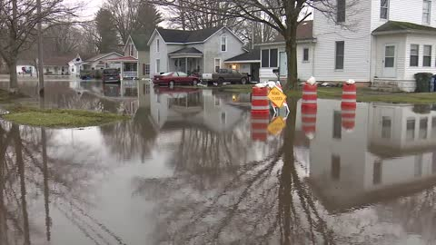 Plymouth family shares lessons learned after flood
