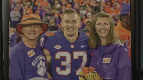 Plymouth native playing for Clemson Tigers in National Championship