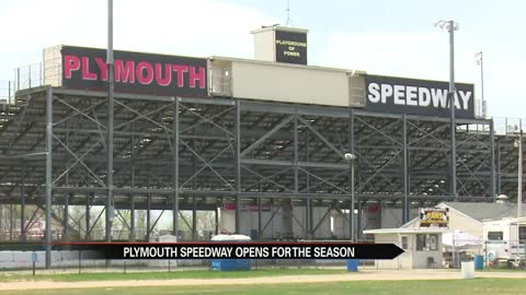 Plymouth Speedway open for another summer season