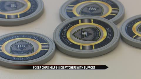 Poker chips give meaning to St. Joseph County dispatchers