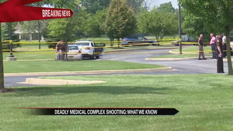 police conducting homicide investigation after shooting at mishawaka medical center