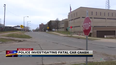 One dead, three injured after crash in Berrien County