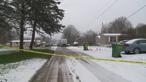 Police investigating homicide in Flowerfield Township